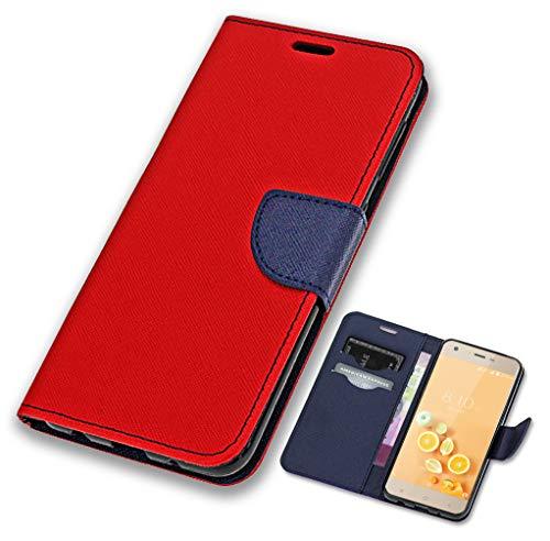 CoverOne Handyhülle für Blackview A7 Pro Hülle, Premium Leder Flip Schutzhülle Handytasche Case Cover für Blackview A7 Pro Tasche