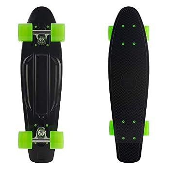 quip mini cruiser 22 5 inch complete skateboard