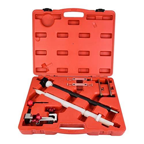 Motoreinstell werkzeug arretierwerkzeug 8-Stück Qiilu Arretierung Einstellen Nockenwelle Kurbelwelle Set für 911 Boxster 996/997/98