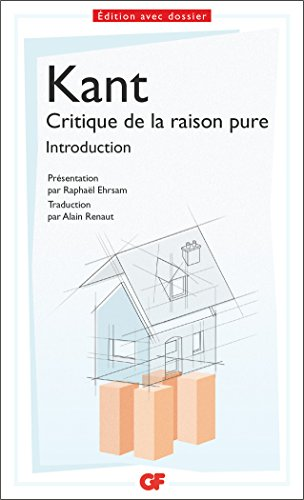 Critique de la raison pure (Philosophie t. 1581)