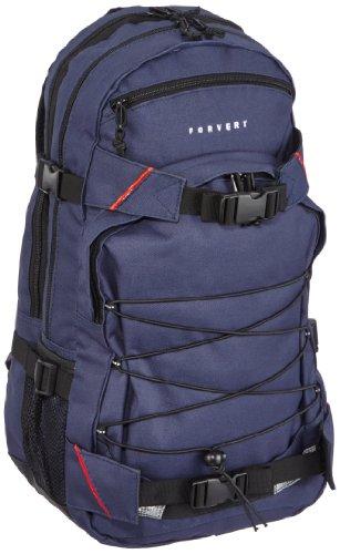FORVERT Backpack Laptop Louis, Navy, 51 x 29.5 x 15 cm, 26.5 Liter, 880192