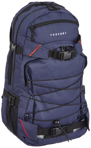FORVERT Backpack Laptop Louis, Navy, 51 x 29.5 x 15 cm, 26.5 Liter, 880192