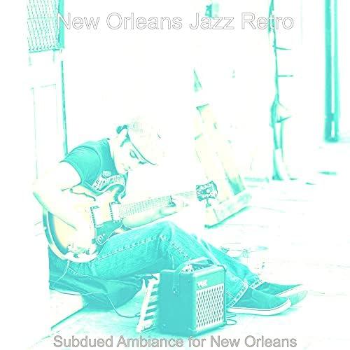 New Orleans Jazz Retro