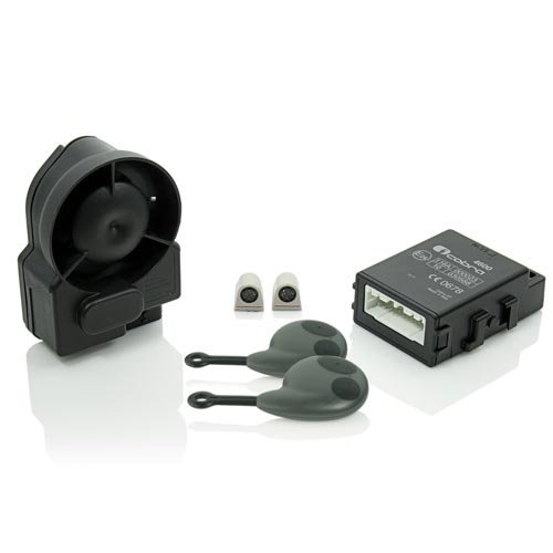 Cobra 4698–Alarm mit separaten Controller autoalimentada