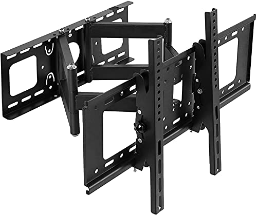 32 '-70' Soporte de pared de TV, inclinación y giro de la televisión de TV Monte en la pared de la pared con soporte de TV de movimiento completo de 50 kg para monitor de interior Pantalla curvada Sop