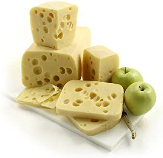 igourmet Jarlsberg (R) Lite Cheese (7.5 ounce)