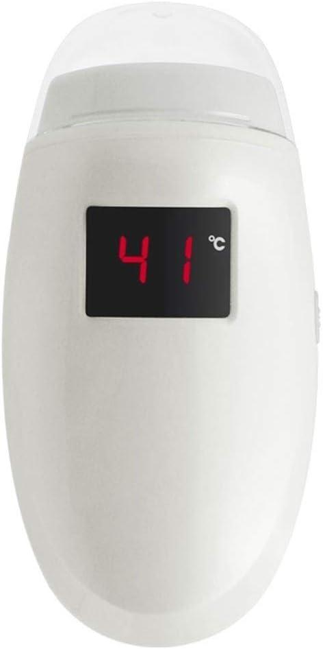 Mini Instrumento de Belleza, hogar LED IPL Bipolar RF Radio Frecuencia Dot Matrix PULTURY TRATE (Color : White)