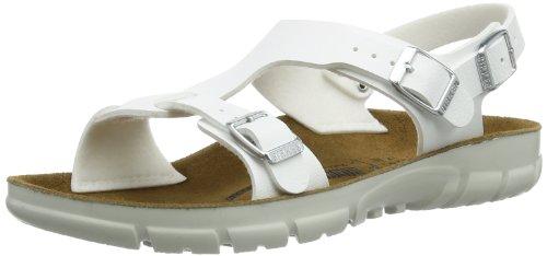 Birkenstock Professional SARAGOSSA Damen Sandalen, Weiß (WEISS), 39 EU