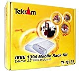 Tekram Firewire 2.5' IDE Mobile Rack Kit