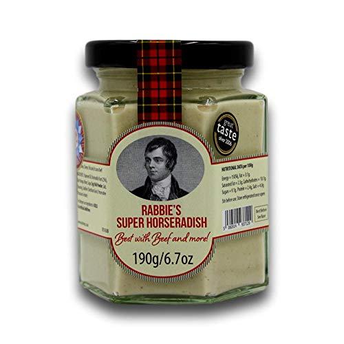 Rabbie's Super Horseradish Sauce