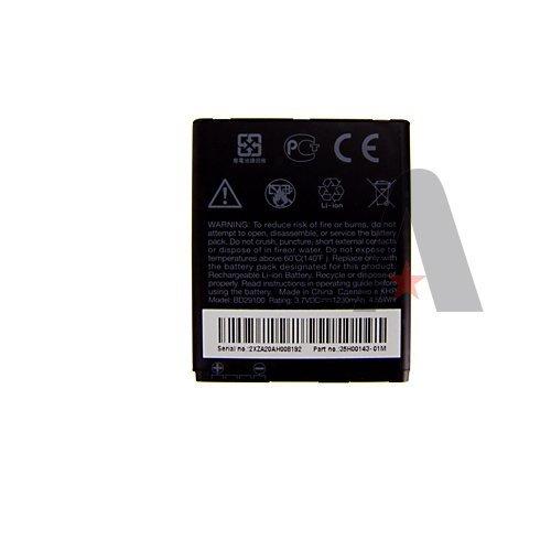 HTC BA S460 Akku Batterie Accu Battery für HTC Grove, HD Mini, HTC HD7 bulk - Bulk