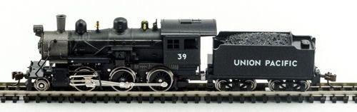 2-6-0 Mogul - Standard DC -- Union Pacific -  Model Power, 87616