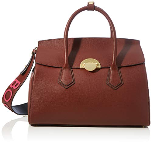 Bogner Damen Zermatt Josie Handbag Lhf Henkeltasche Braun (Brown)