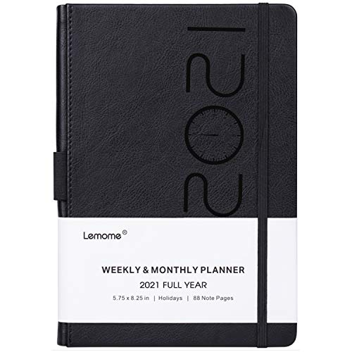 Our #2 Pick is the Lemome Thick Paper Day Planner
