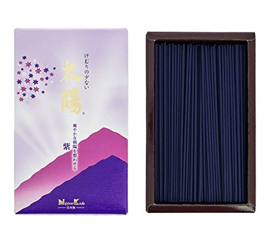 化粧あさり細心の太陽 紫 バラ詰