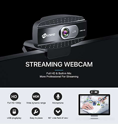 Elikliv N200 Hd Video 1080P Webcam Met Microfoon Usb 2. 0 Ondersteunt Officiële Test Pc-Camera