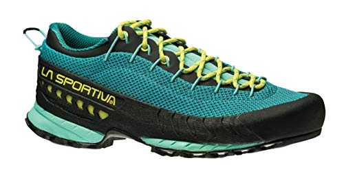La Sportiva TX3 Damen Approachschuh, Emerald/Mint, 41