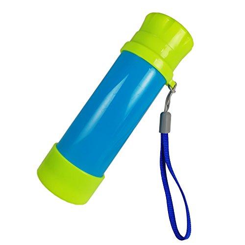Luwint Portable Pocket Pirate Monocular Telescope - Retractable Educational Science Toys Spyglass for Kids Boys Girls