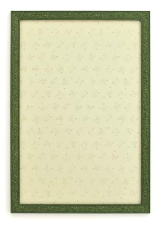 パズルフレーム ジブリ作品専用 葉っぱ 緑 (50x75cm)