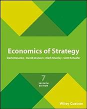 economics of strategy david besanko