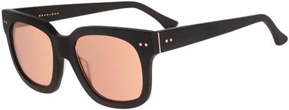 Sean John SJ556S 001 Black Square Sunglasses for Mens