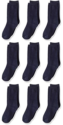 Amazon Essentials Kids Boys Uniform Light-Weight Cotton Crew...