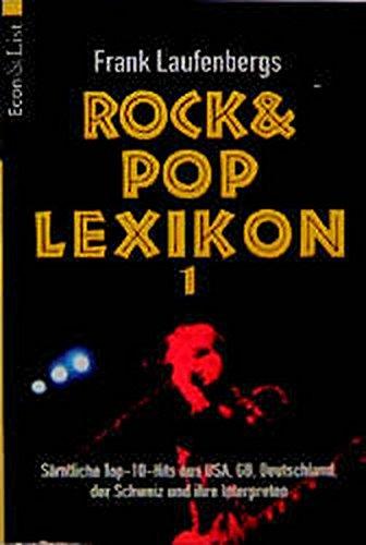 Rock- und Pop- Lexikon 1
