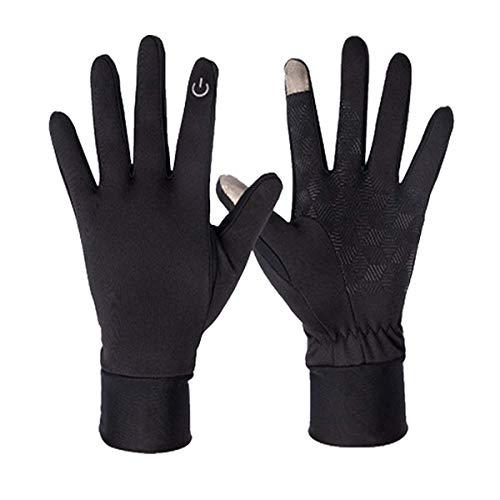 Touchscreen-Handschuhe, leicht, warm, Outdoor, rutschfest, winddicht, Sporthandschuhe für Männer und Frauen