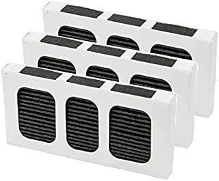 AIRx Replacement for Frigidaire (PAULTRA2) PureAir Ultra II Replacement Air Filter Cartridge, 3-pack