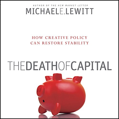 The Death of Capital audiobook cover art