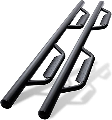 Drop Running Boards Side Step Nerf Bars for...