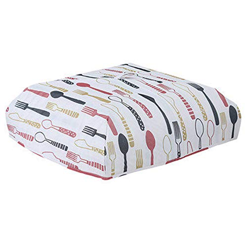 Foldable Insulated Food Cover, Fashion Design, Handle, Insulation, Insect Proof, Dustproof, Wear-Resistant, No Odor, Washable