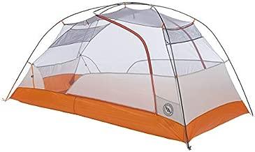 Big Agnes Copper Spur HV UL2 Bikepacking Tent, Gray/Orange, 2 Person