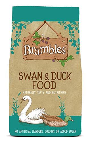 Brambles schwimmendes Schwan & Enten Futter (1,75kg) (kann variieren)