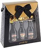 Baileys Gift Set - Baileys Irish Cream Miniature Baileys Bottles - 3 x Assorted Baileys Miniature Irish Cream Liqueur And Baileys Chocolate Truffle - Baileys Gift Set For Women