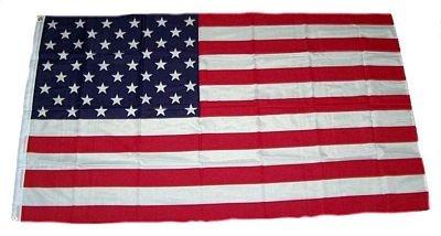 FahnenMax® Bandera de Estados Unidos 90x 150cm