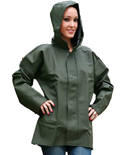 Ocean HD Ölzeug Jacke extra Starke Nässeschutzbekleidung für höchste Ansprüche (XL)