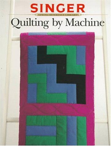 Quilting by Machine