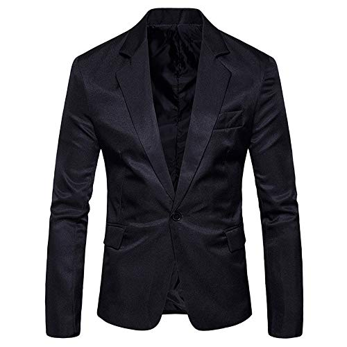 Herren Blazer Slim Fit Formale Moderne Mode Business Anzug Hochzeit Prom Business Casual Anzug...