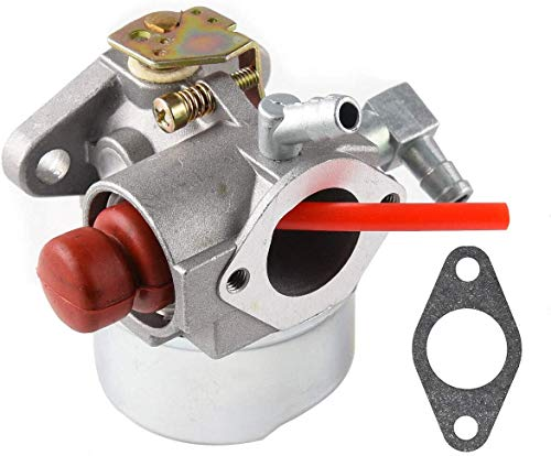 Yomoly Carburetor Compatible with Yard Machines 25B-551A029 Lawn & Landscaping Edger Replacement Carb