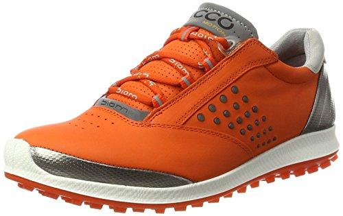 ECCO Womens' Golf Biom Hybrid 2 Shoes, Orange (1604Fire), 3 ½ UK (36 EU)