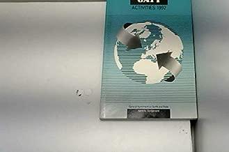 Gatt Activities 1992: An Annual Review of the Work of the Gatt : Geneva, June 1993