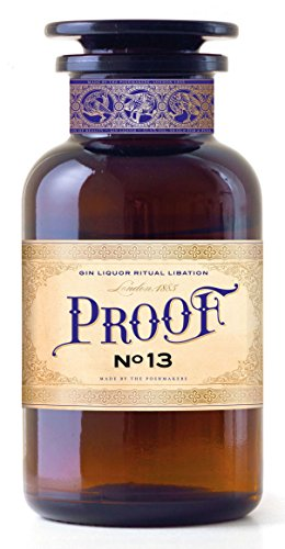 Proof 13 Gin Liquor