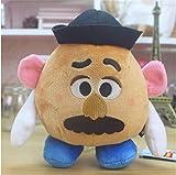 FDFSDAMAI Woody Buzz Lightyear Lotso Bunny Ducky Forky Alien Hamm Rex Mr Potato Shepherdess Bo Peep Peluches Muñeca Suave 16Cm