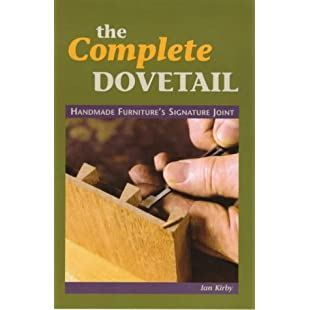 Complete Dovetail Handmade Furniture's Signature Joint