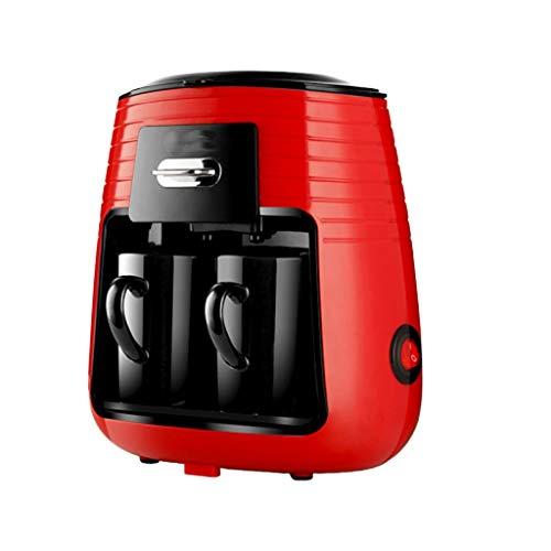 HYAN Cafeteras para Espresso Cafeteras automáticas 0,25 L Máquina de café Americano...
