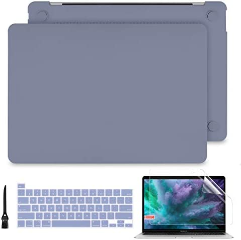 Batianda for MacBook Pro 13 Case 2020 Release M1 A2338 A2289 A2251 Rubberized Hard Shell Case product image