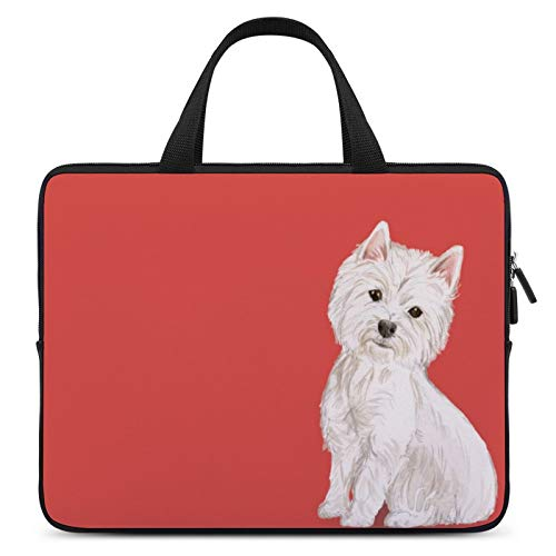 Universal Laptop Computer Tablet,Case,Cover for Apple/MacBook/HP/Acer/Asus/Dell/Lenovo/Samsung,Laptop Sleeve,Color for Mammal Dog Terrier Small Terrier,17inch