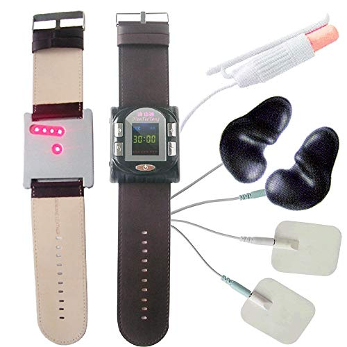 Check Out This Red Light Therapy Medicomat-17B Laser Therapy Wrist Watch Type Hypertension Hyperlipi...