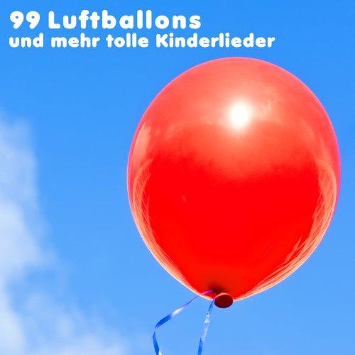 99 Luftballons und mehr tolle Kinderlieder